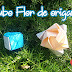 Cubo Flor de Origami
