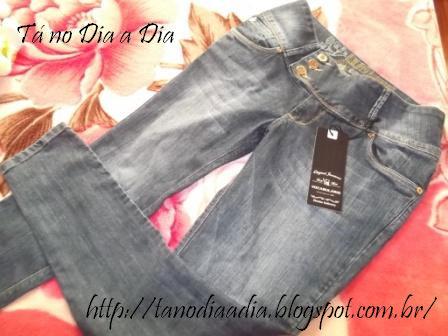 19011494b4e8dc Tá no Dia a Dia: Compras - Calça Jeans