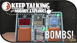 Game Keep Talking & Nobody Explodes Apk