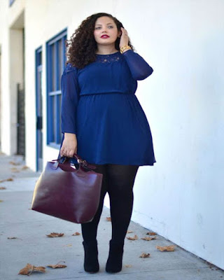 Outfits de INVIERNO para GORDITAS tumblr que te haran lucir autentica