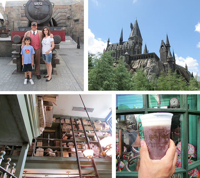 Parque Harry Potter Orlando