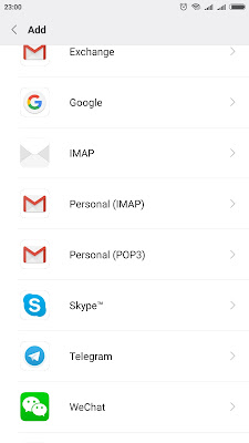 Cara Setting Email Hosting Plesk di Android - MWN