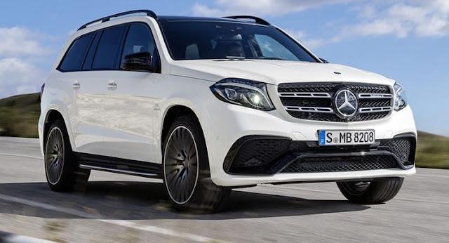 2017 Mercedes-Benz GLS Class Review