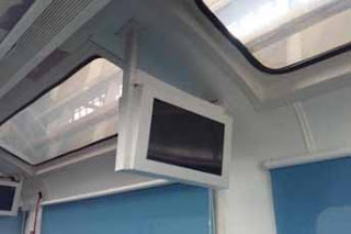 Glass - Roofed Tourist Trains by Indian Railway