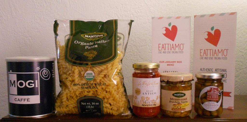 Eattiamo five January products