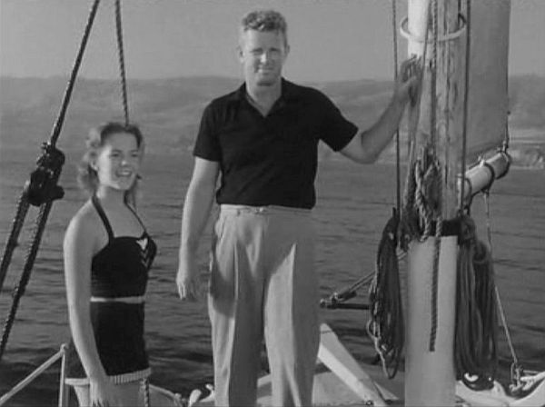 Natalie Wood and Sterling Hayden in The Star