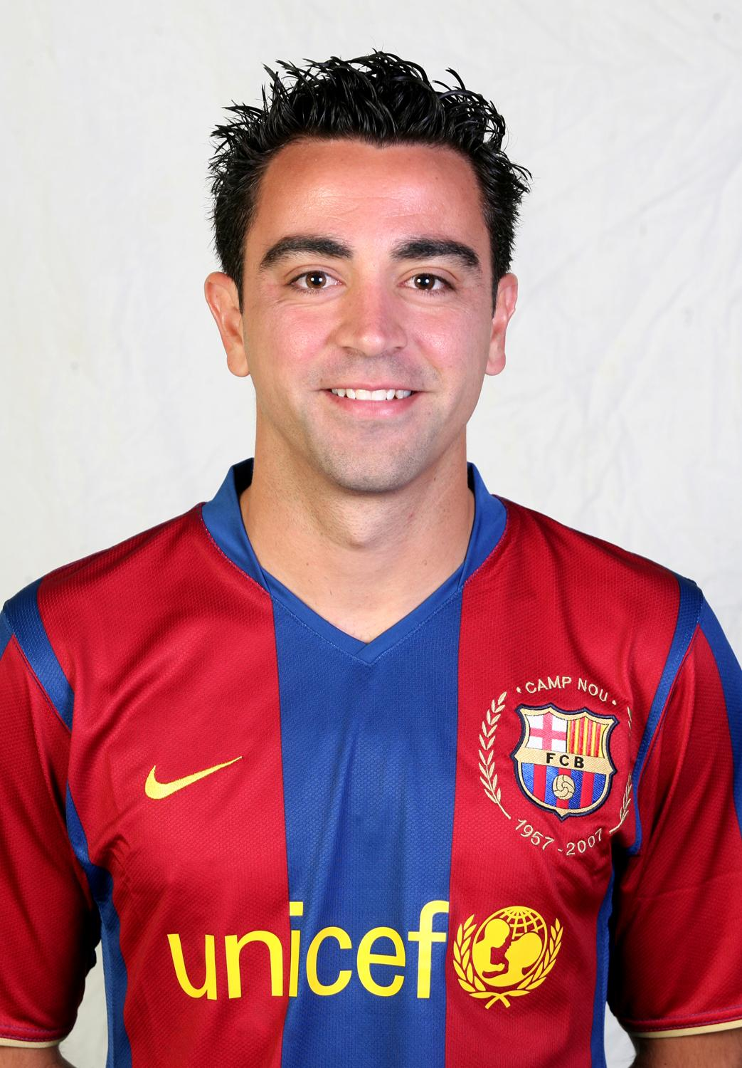 hairstyles for men: Xavi Hernandez Hairstyle - Xavi Hernandez