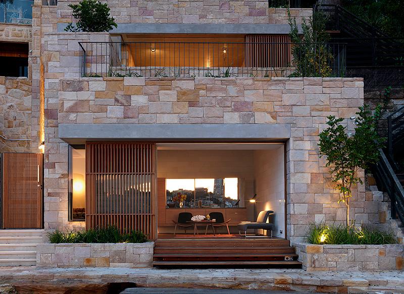 Apartamentos en Sidney - Andrew Burges Architects
