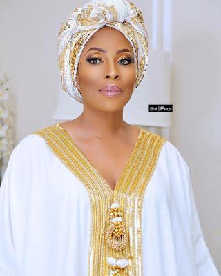 Mo Abudu fashion and style