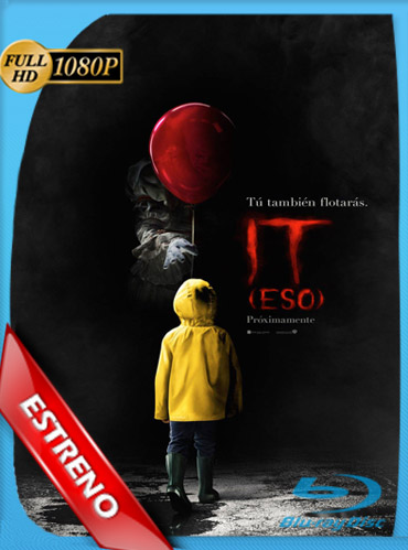 It (Eso) (2017)​ HD [1080p] Latino [GoogleDrive] SilvestreHD