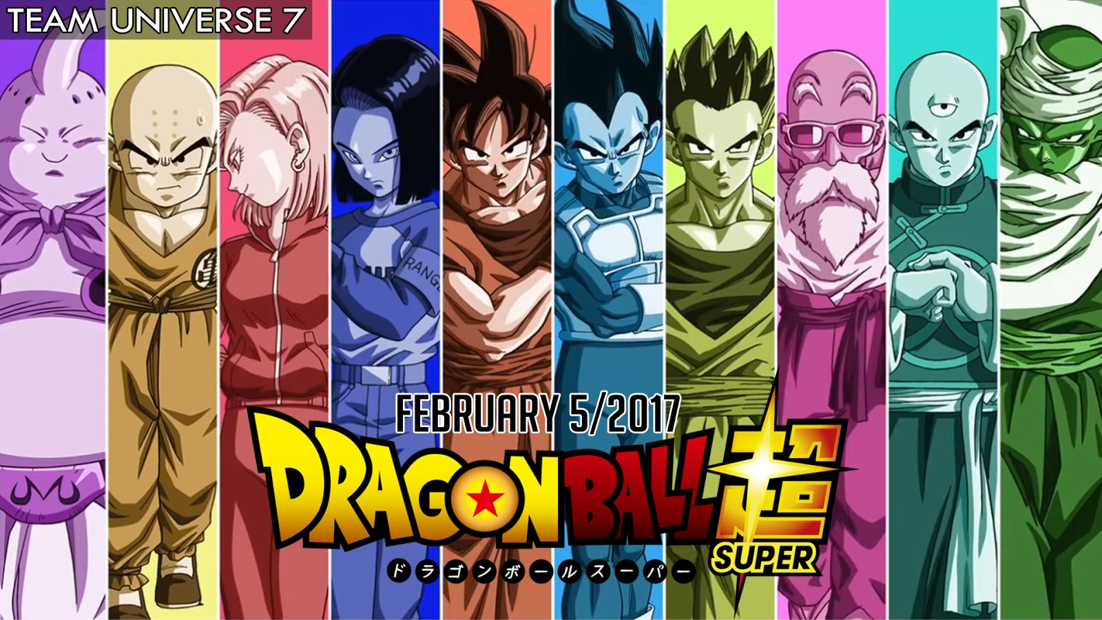 Dragonball Super Dragonball Super Universe Survival Arc