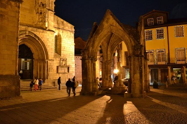 O que fazer à noite em Guimarães
