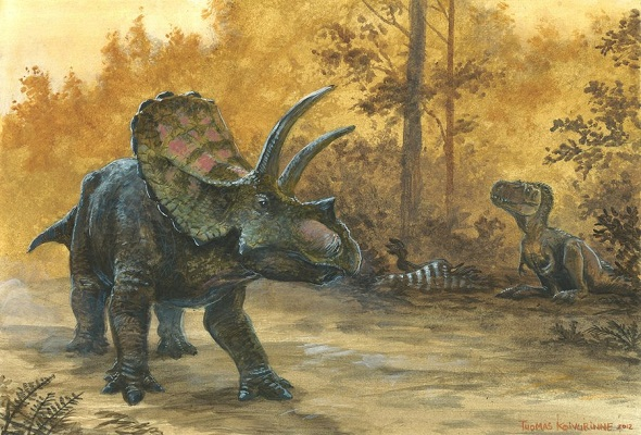 eotriceratops-ديناصور-ايوتريسيراتوبس