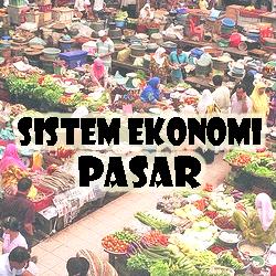 Pengertian Ciri-ciri Kelebihan dan Kekurangan Sistem Ekonomi Pasar