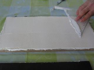 Видео как сделать матрицу для вощины в домашних условиях видео
