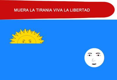 Bandera Naval de Miranda