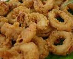 Resep masakan seafood cumi goreng tepung spesial (istimewa) praktis mudah sedap, gurih, enak, nikmat lezat