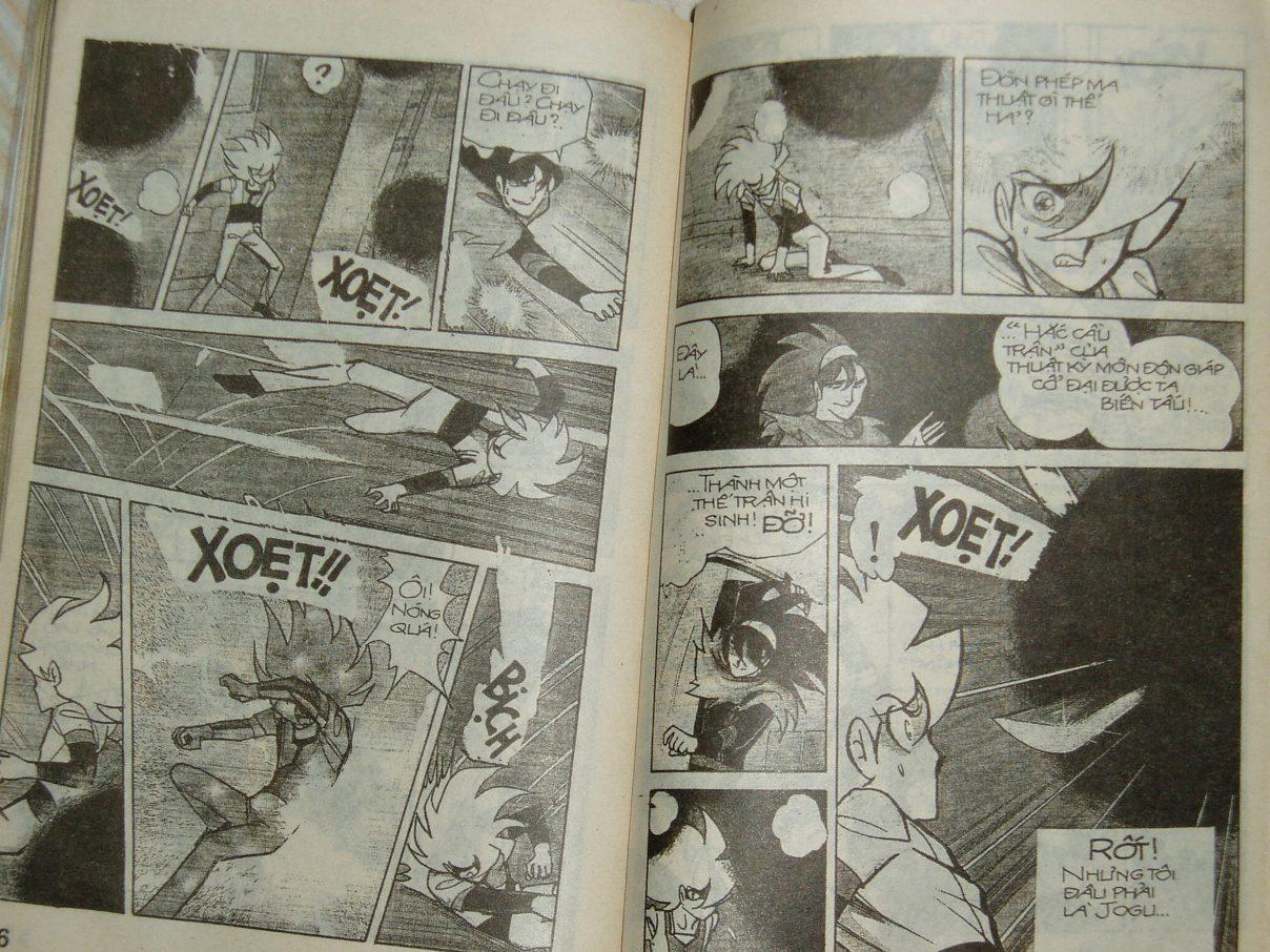 Siêu nhân Locke vol 06 trang 57
