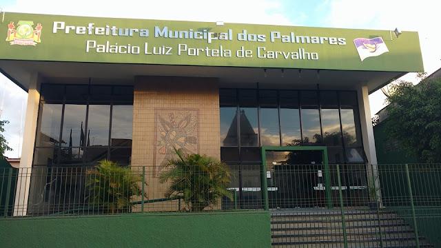 MP pede bloqueio das contas de Palmares por atrasos no pagamento dos aposentados