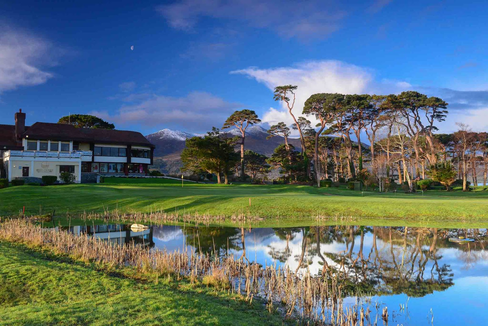 Hooked: Ireland's Golf Courses: Killarney Golf Club Finds a