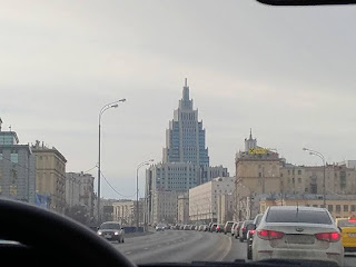 Moscow Traffic