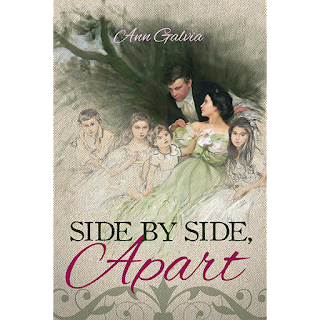 Blog Tour: Side by Side, Apart by Ann Galvia