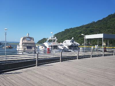 Atracadouro da Barra Sul