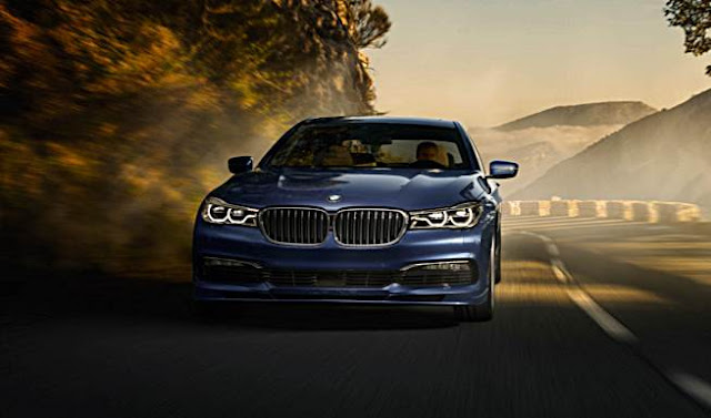 2017 BMW Alpina B7 Review