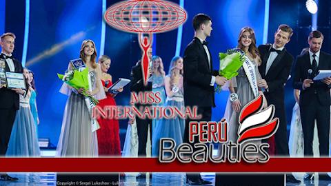 Maria Perviy es Miss International Belarus 2019