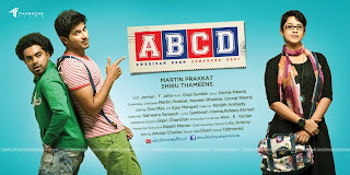 official poster still of ABCD malayalam film