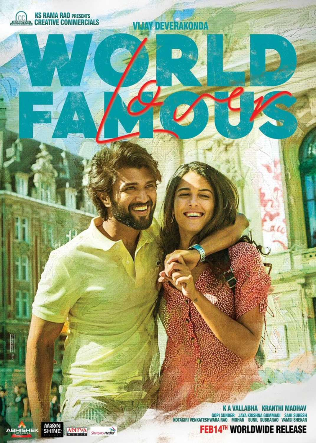 World Famous Lover 2020 full hd Telugu 480p HDRip 450MB ESubs