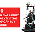 29 Amazing And Limited Marvel Items You Can Buy Online