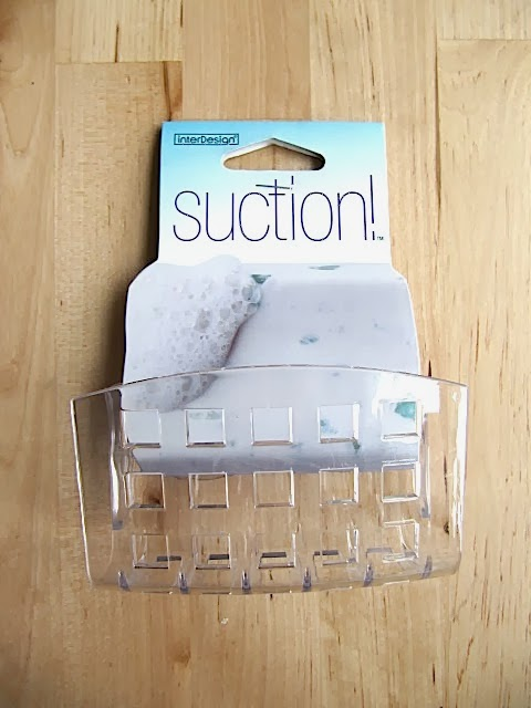 suction cup soap dish ideas