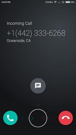 برنامج يعطيك رقم امريكي للواتس اب