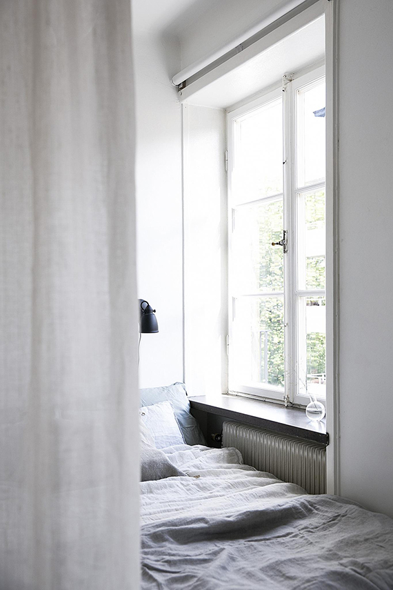 Curtains As Bedroom Divider