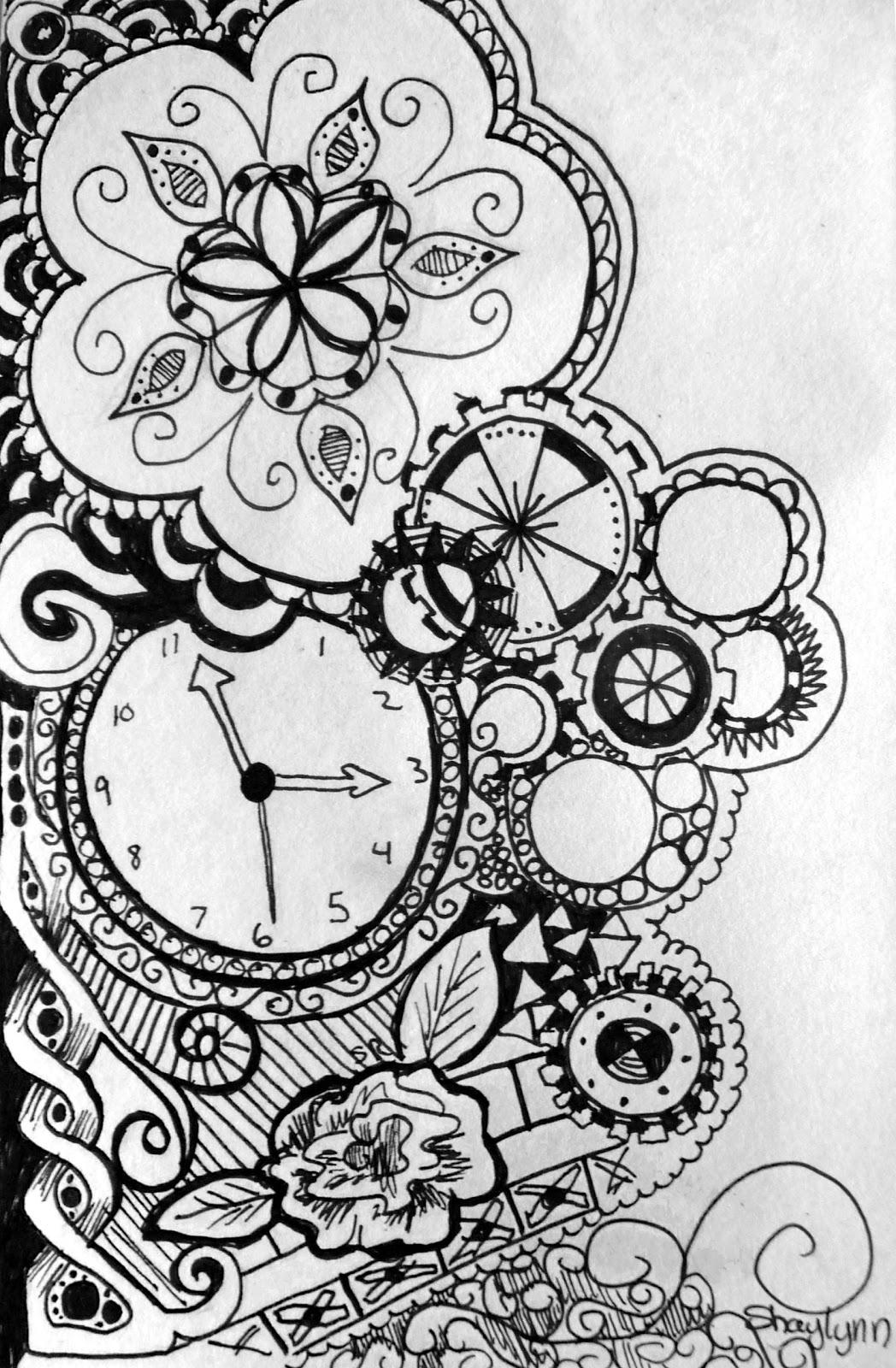easy doodling ideas - photo #16