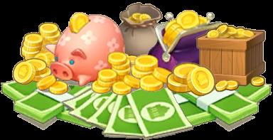 Cara Mendapatkan Koin dan Uang di Game Township | informasi