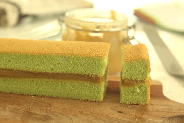 Sponge Cake Filling Buttercream