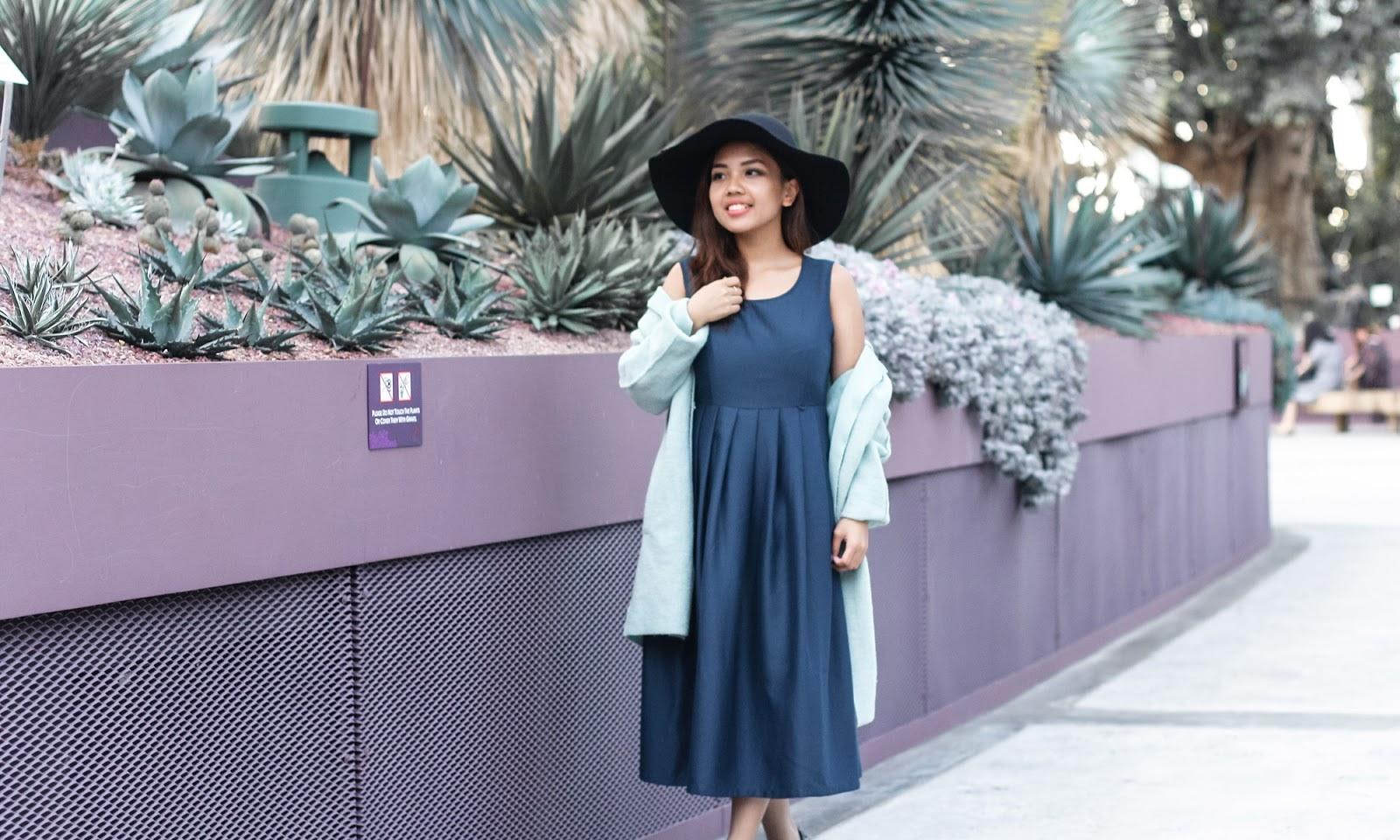 modern hanbok dress by leesle