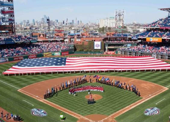 Celebrate baseball on the 4th of July