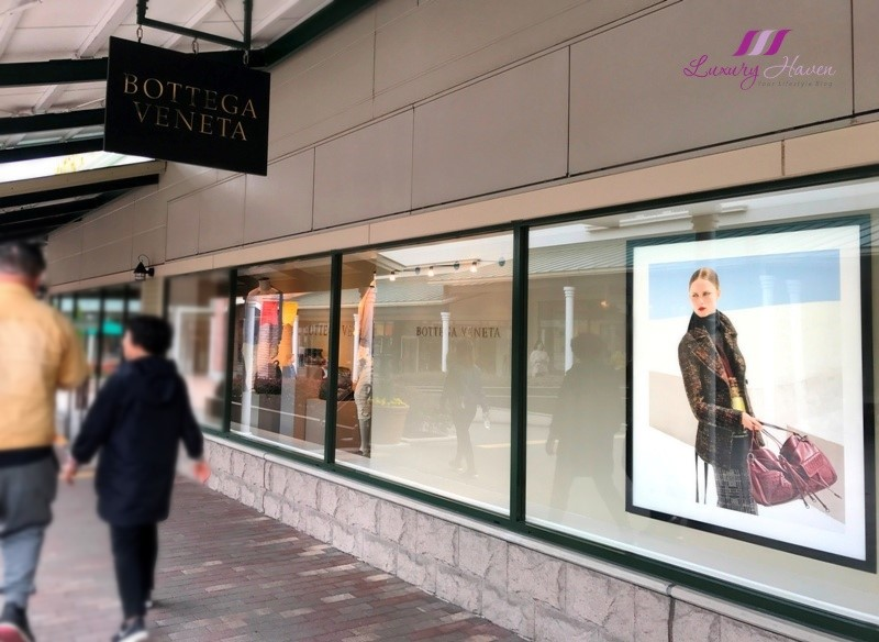 gotemba premium outlet shopping bottega veneta