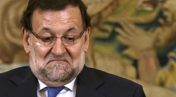 Rajoy admite dificultad para formar gobierno en España