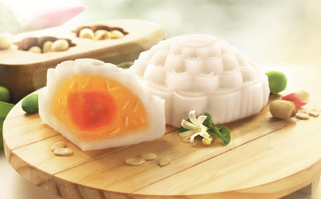 Moon Cake - Vietnamese cake for each Mid-Autumn Festival