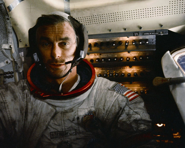 Blessed are the Geeks: The Last Man on the Moon