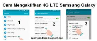 lock 4G Samsung, permanen 4g samsung, membuat samsung standby 4g, 4g only samsung, membuat samsung permanen 4g,