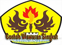 Contoh Kalimat Wawaran Singkat Bahasa Sunda