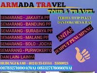 Jadwal Travel Armada Inter City