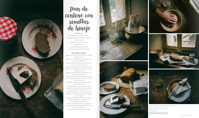Pan de centeno y leche vegetal | Recetas sanas