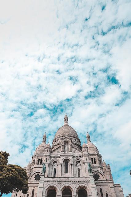 Sacre Coeur at Monmarte