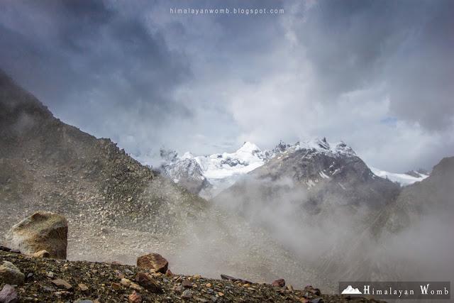 kokshane peak, ghushu pishu peak